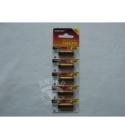 Pila Alcalina Vapex A23. Pila para alarma de autos