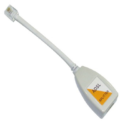 MultiFiltro con chicote ADSL Marca oc AT8006
