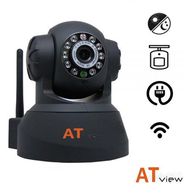 Camara de Seguridad Rosario P2P IP AT 4010 Anser Telefonia