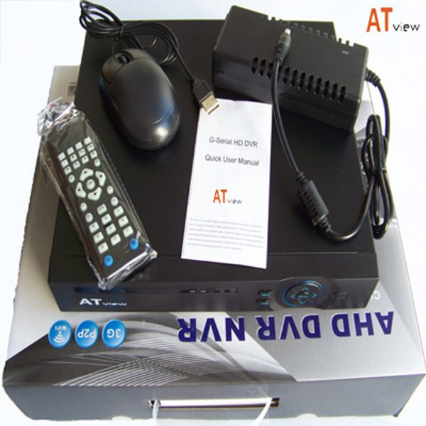 DVR 16 Canales P2P AT 7017 Anser Telefonia