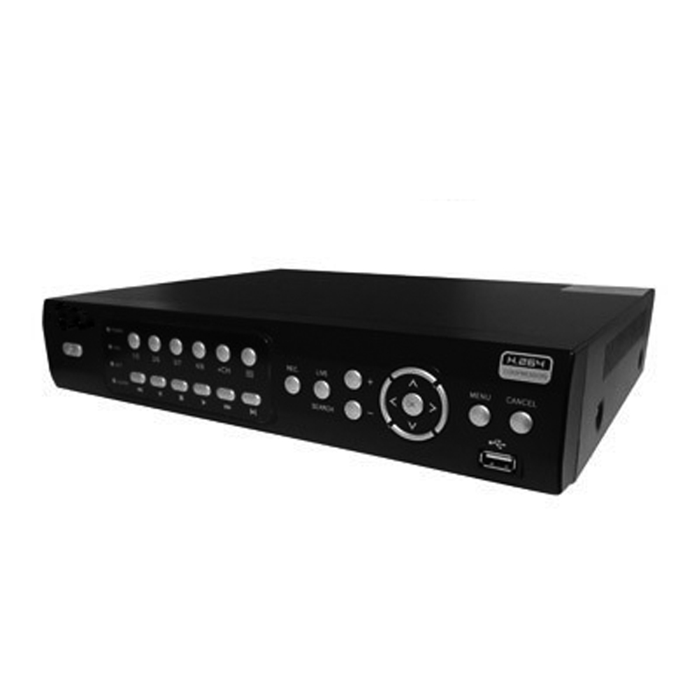 DVR 8 Canales H264 Anser Telefonia