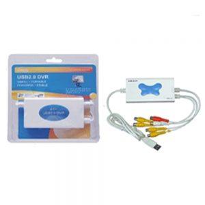 Grabadora USB de 4 canales Anser Telefonia