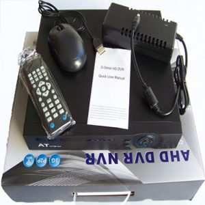 DVR 8 Canales AHD P2P AT 7010