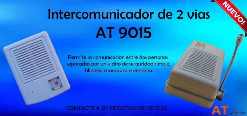 intercomunicador 2 vias anser telefonia at view