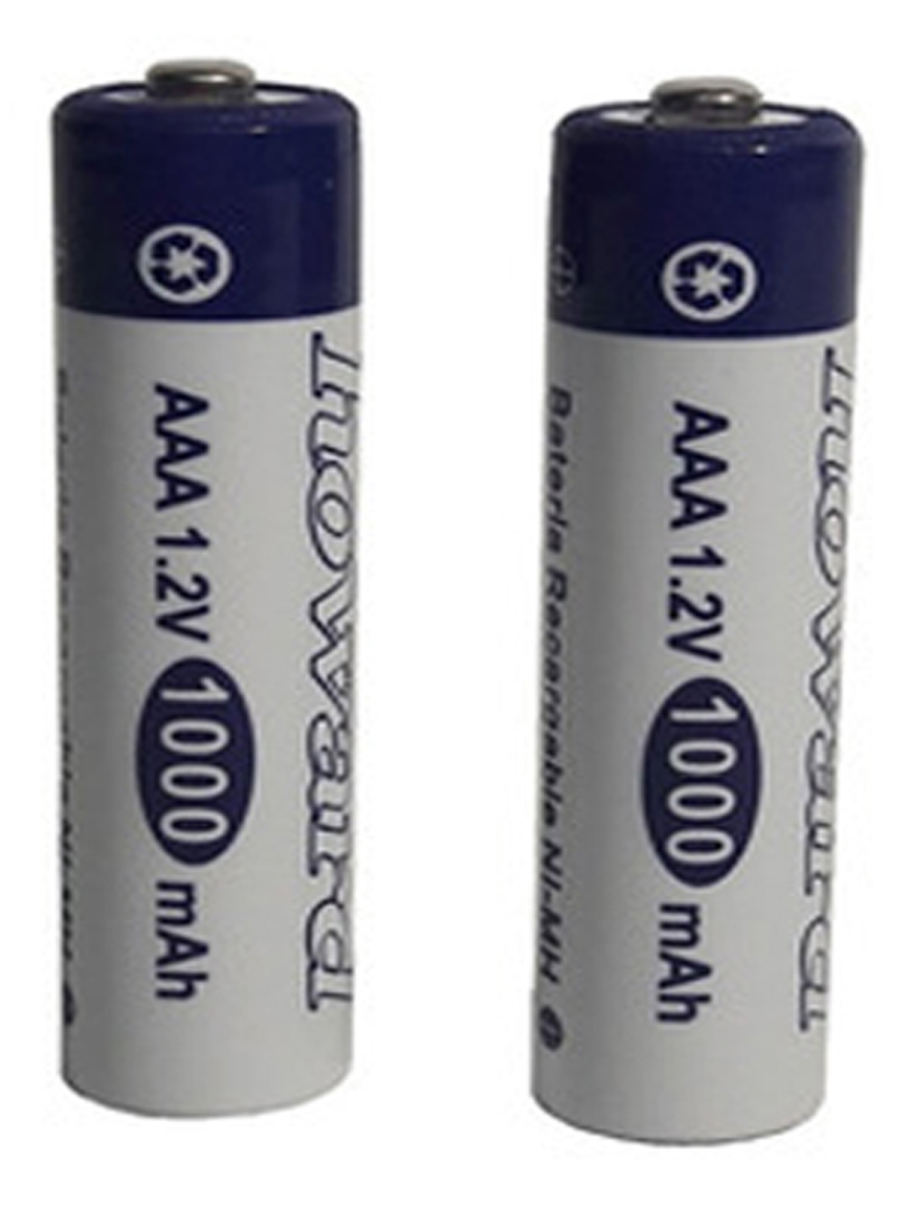 bateria aaa recargable at view 1000 ma